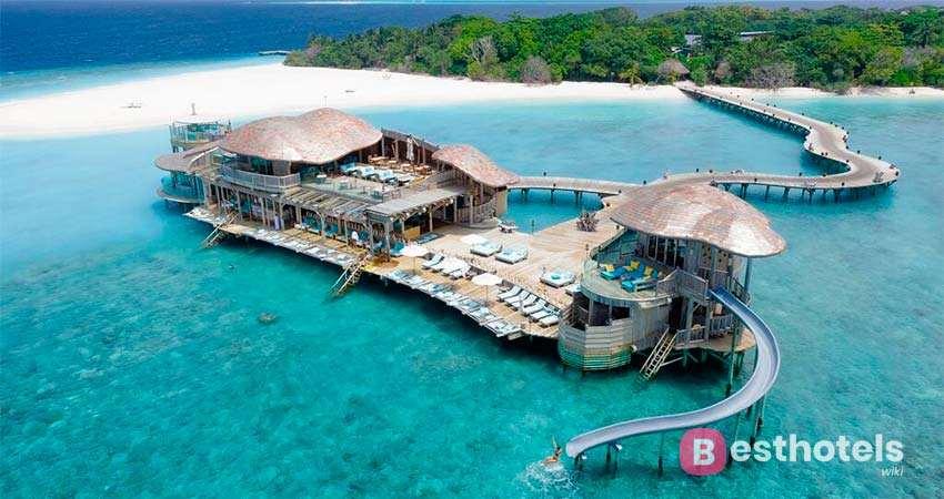 Отели на Мальдивах вне конкуренции - Soneva Fushi