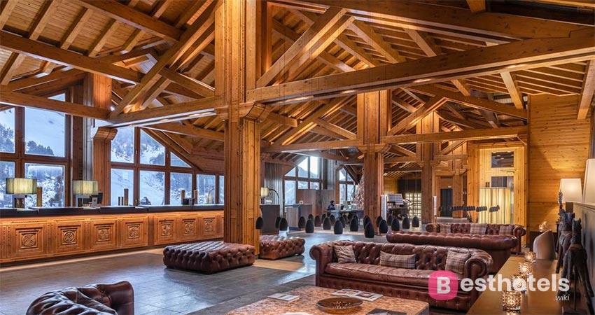 элитный гостиничный комплекс в Андорре - Hermitage