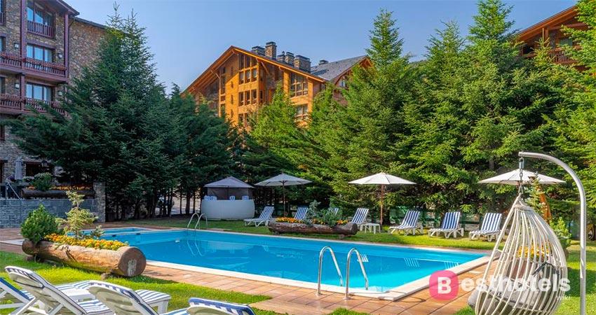 привилегированный курорт в Андорре - Sport Hotel Village