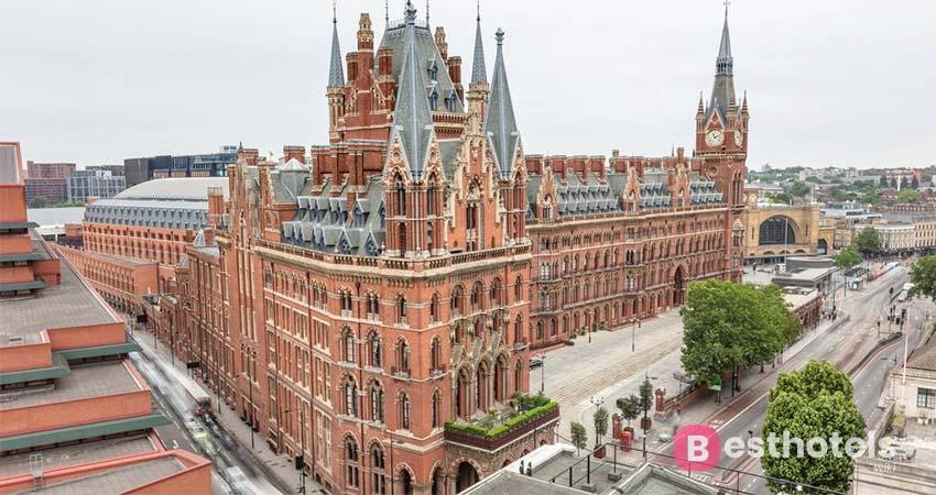 Бесподобное место для отдыха в Лондоне - St. Pancras Renaissance