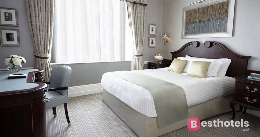 Идеальный комплекс для роскошного отдыа в Лондоне - The Connaught