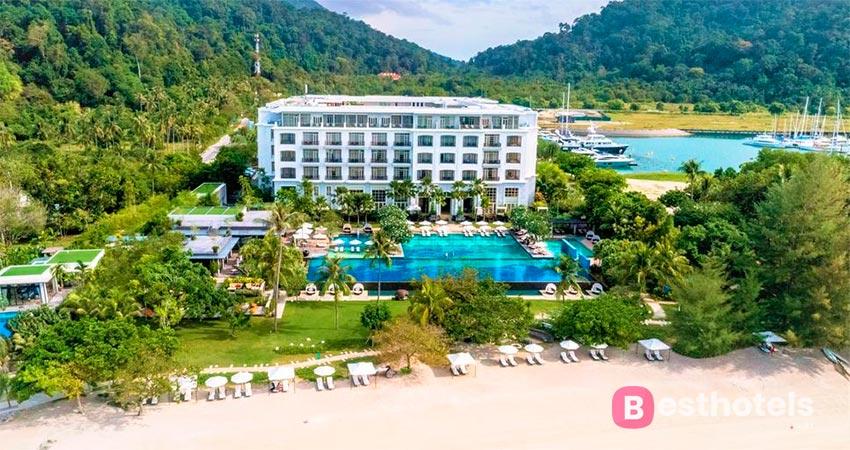 безукоризненный отель на Лангкави - The Danna