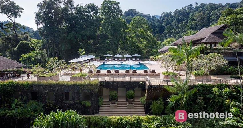 элитный отель на Лангкави - The Datai