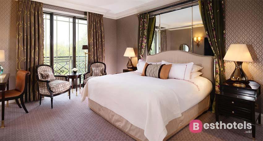 элитный отель в Лондоне - The Dorchester
