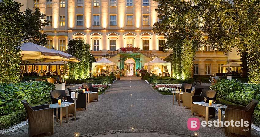 Первоклассное место для отдыха в Праге - The Grand Mark