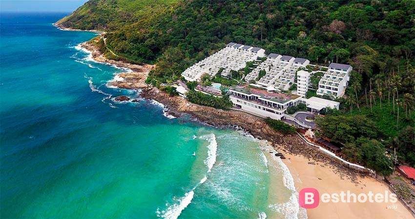 Пляжный курорт - The Nai Harn