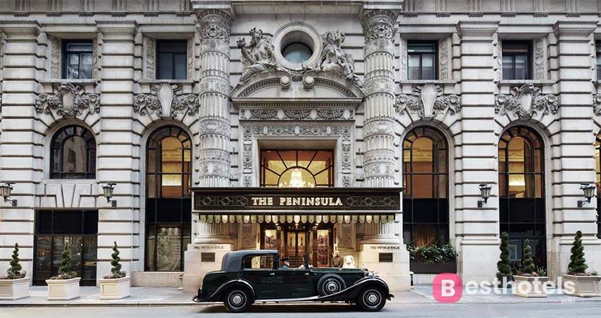 The Peninsula is the perfect New York establishment