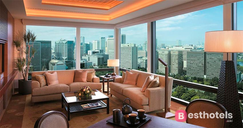 elite vacation spot in Tokyo - The Peninsula