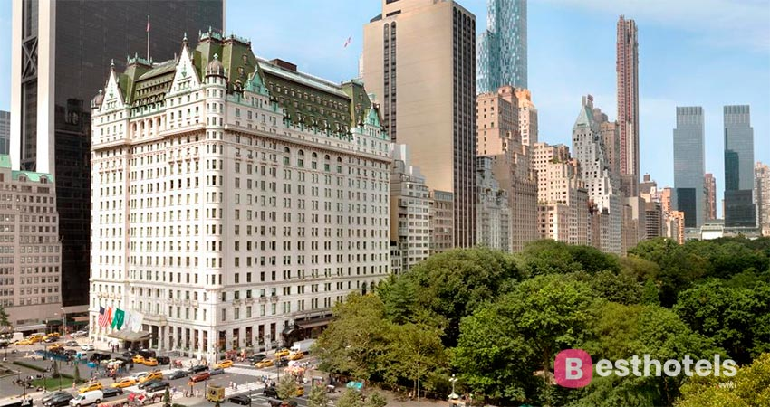 The Plaza - an unparalleled hotel complex in New York