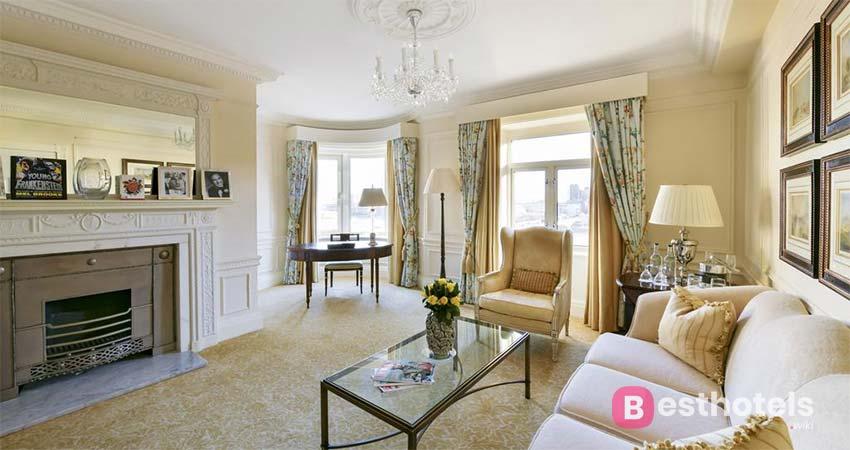 Люксовый гостиничный комплекс в Лондоне - The Savoy