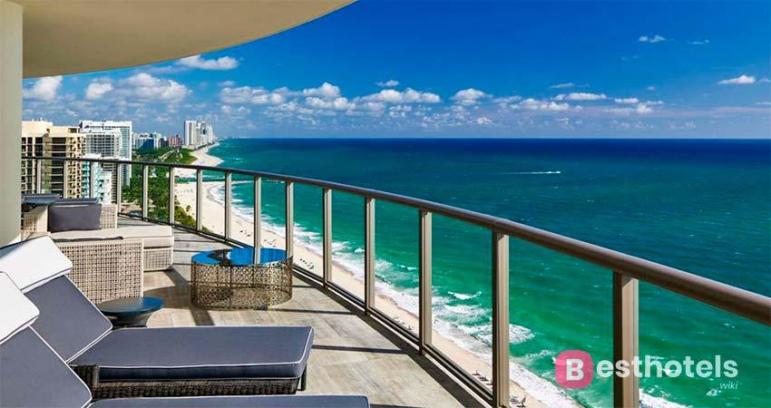 Элитный гостиничный комплекс в Майами - The St. Regis Bal Harbour Resort