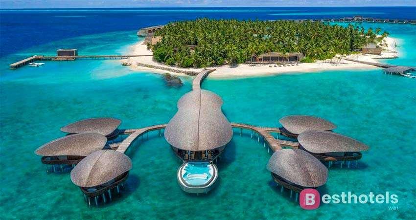 Несравненные гостиницы на Мальдивах - The St. Regis Vommuli Resort