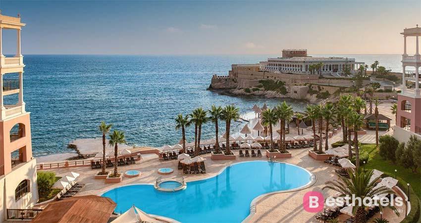 preferred location in Malta - The Westin Dragonara