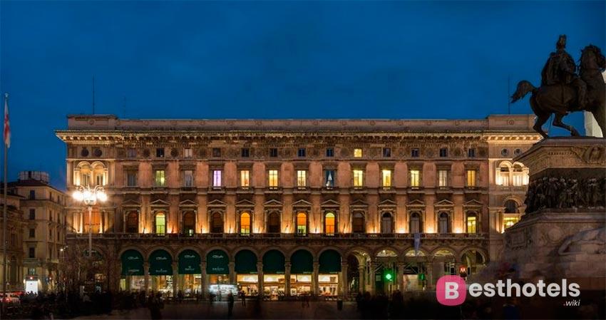 optimal hotel in Milan - TownHouse Duomo