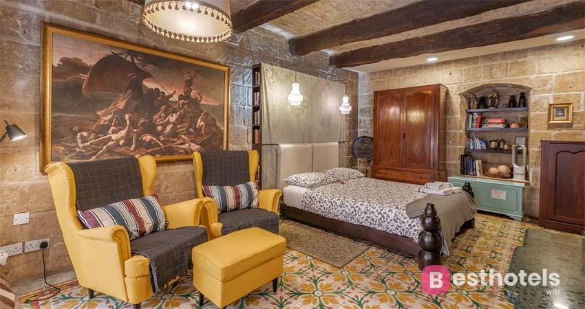 first class hotel in Malta - Valletta G