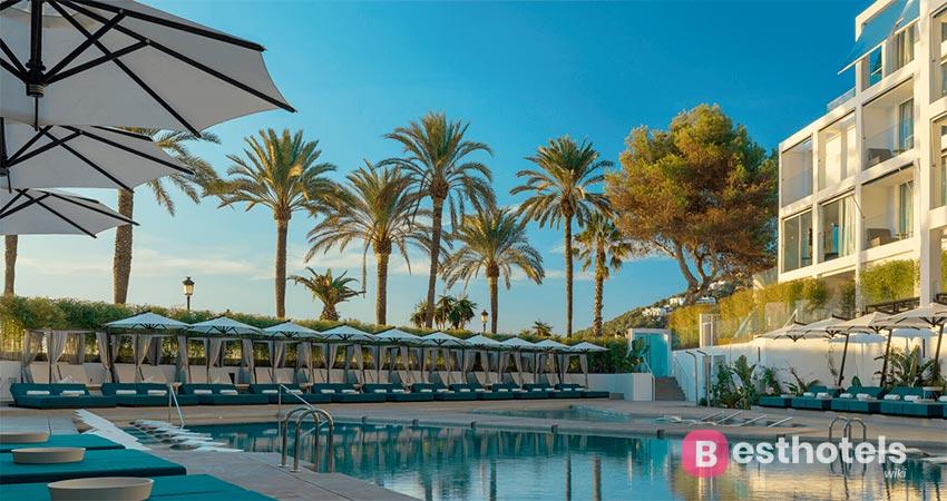 Бесподобный курорт - W Ibiza