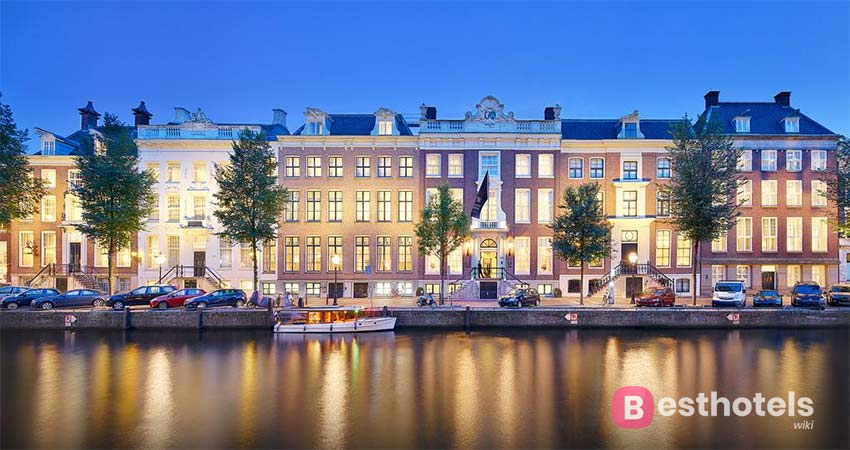 Люксовые апартаменты Амстердама - Waldorf Astoria