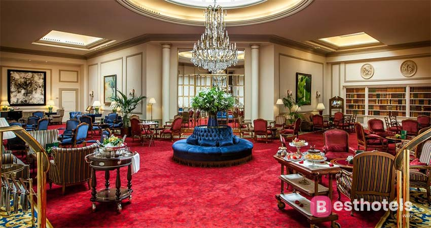 Luxury hotel complex in Madrid - Wellington