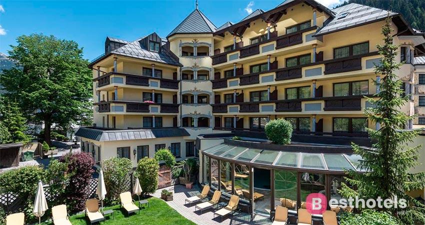 бесподобная гостиница Санкт-Антоне - Alte Post