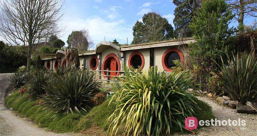 Wayward Hotel in New Zealand - Woodlyn Park Motel