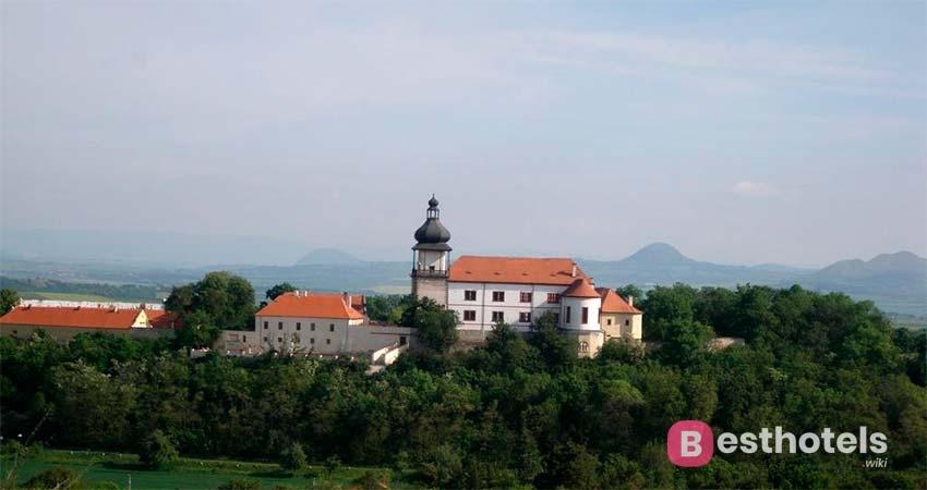 Замковые отели в Чехии - Nový Hrad
