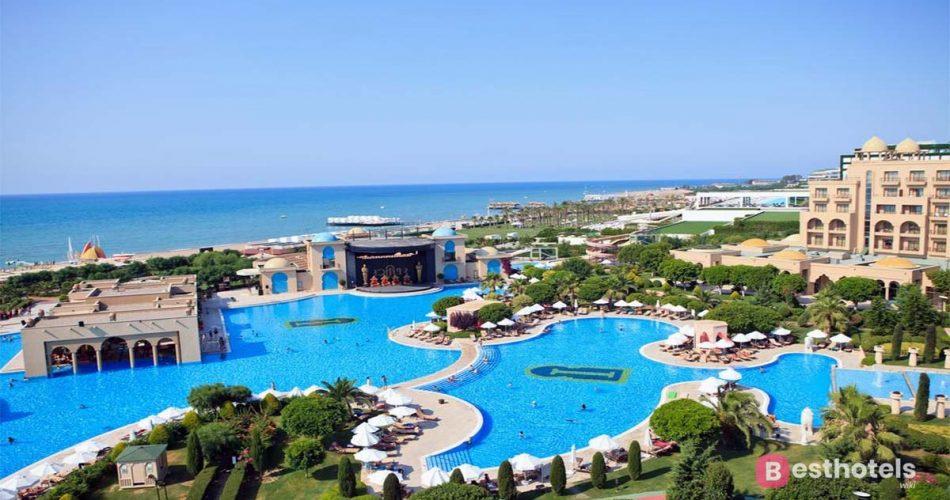 Самые отборные места для отдыха в Турции