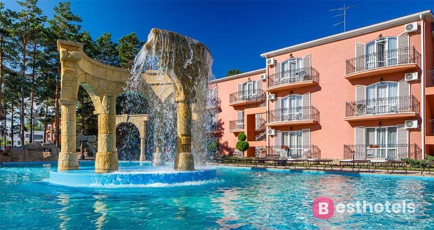 элитное отдых в Анапе - Riviera