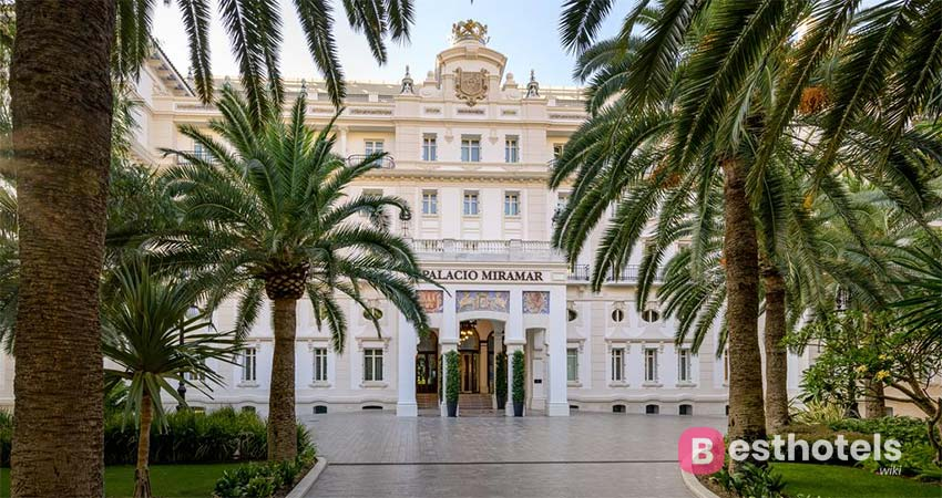 Комлпекс премиум класса в Малаге - Gran Hotel Miramar GL