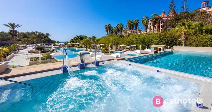 Наикрасивейший курортный комплекс Тенерифе - Gran Tacande Wellness & Relax Costa Adeje
