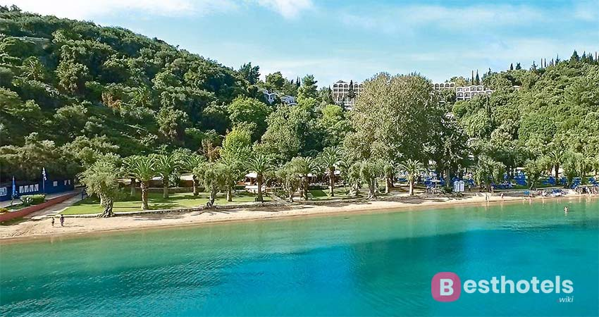 High class complex in Corfu - Grecotel-LUXME Daphnila Bay Dassia