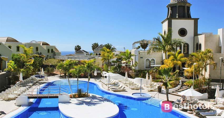 Изящное заведение в Тенерифе - Hotel Suite Villa Maria
