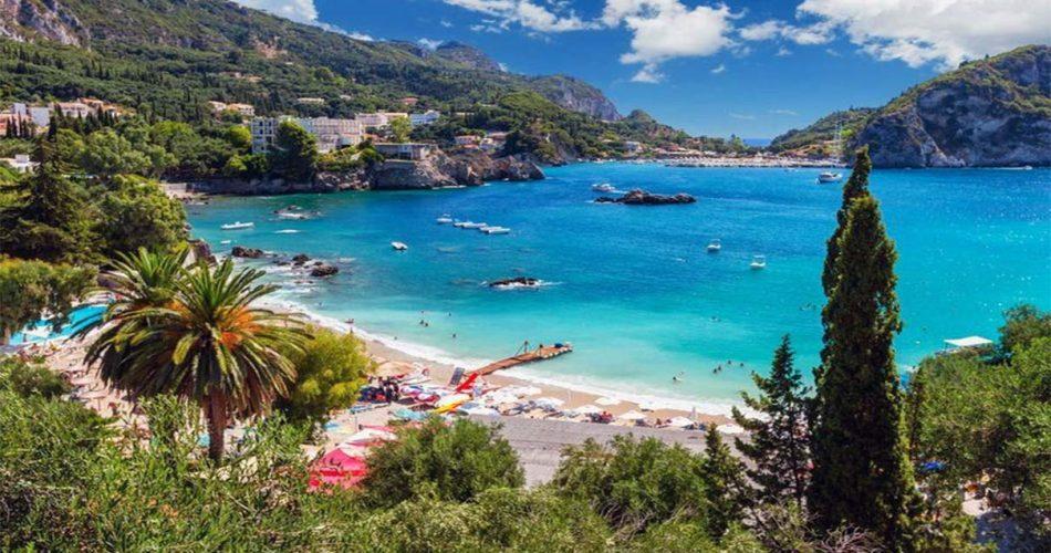 Лучшие курортный комплексы острова Корфу