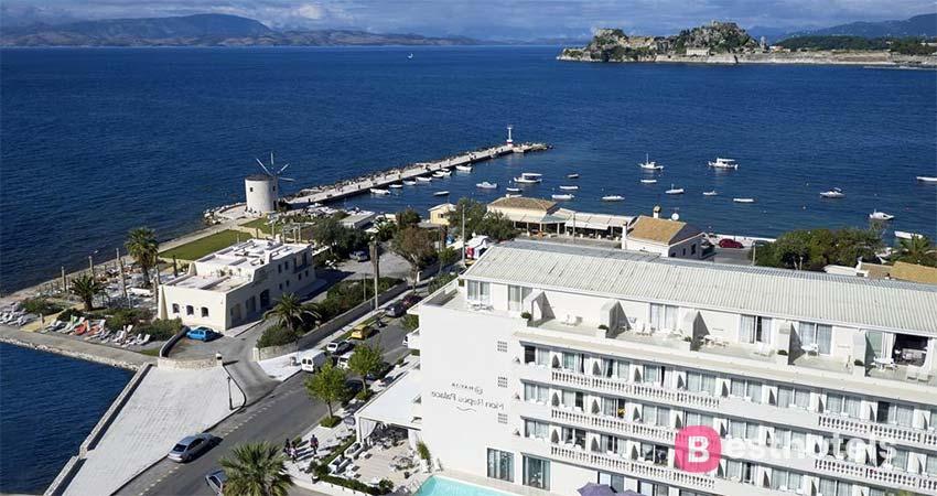 Luxury complex in Corfu - Mayor Mon Repos Palace