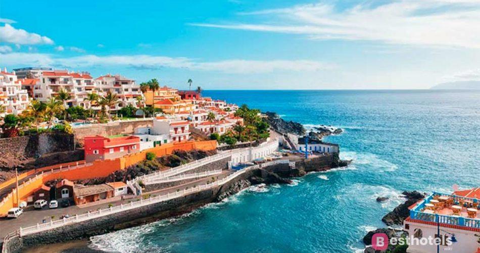 Самые наилучшие отели на Тенерифе