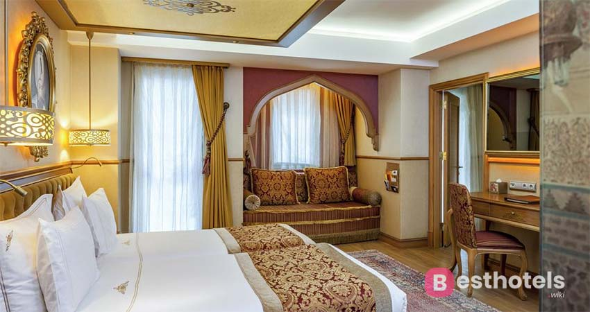 The status complex of Istanbul - Sultania Boutique Class