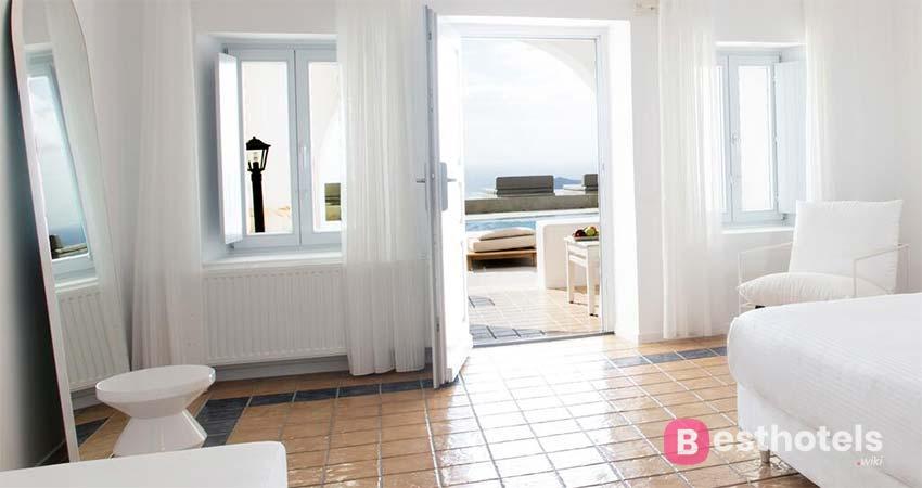 Неповторимый курортный комплекс Санторини - Lilium Santorini Villa