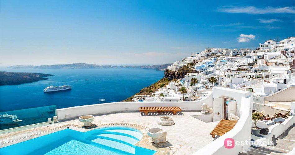 Лучшие отели острова Санторини