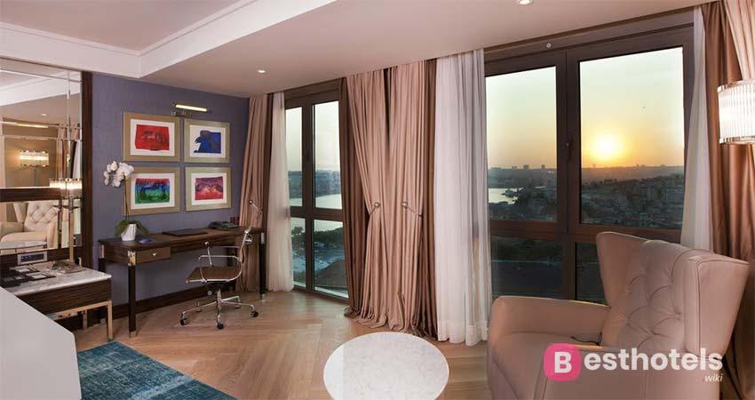 Elite complex of Istanbul - Radisson Blu Hotel Istanbul Pera