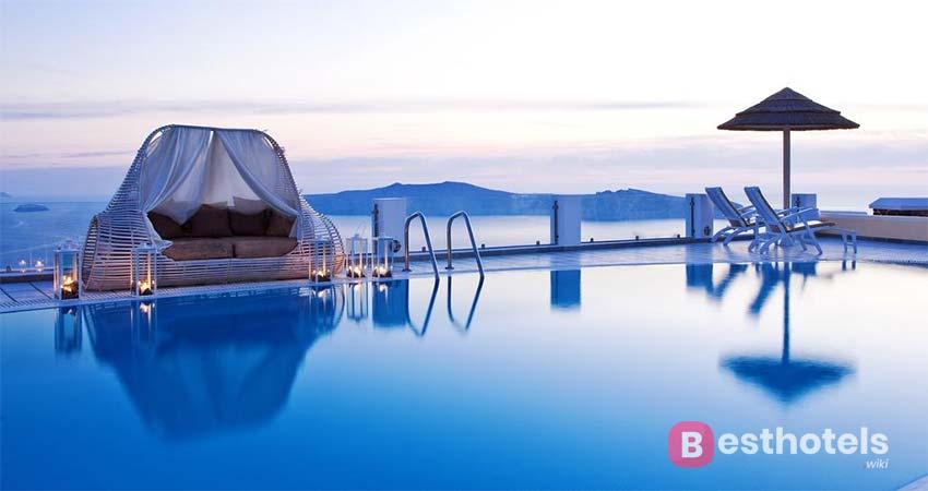 Высококласный комплекс Санторини - Santorini Princess