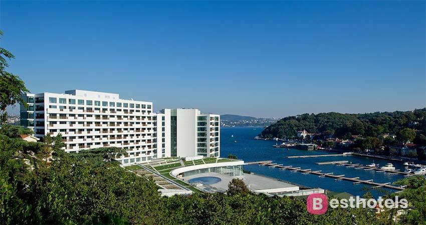 Stunning place in Istanbul - The Grand Tarabya