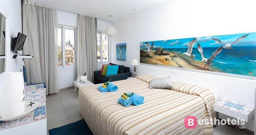 Elite holiday destination Larnaca - Hotel Opera