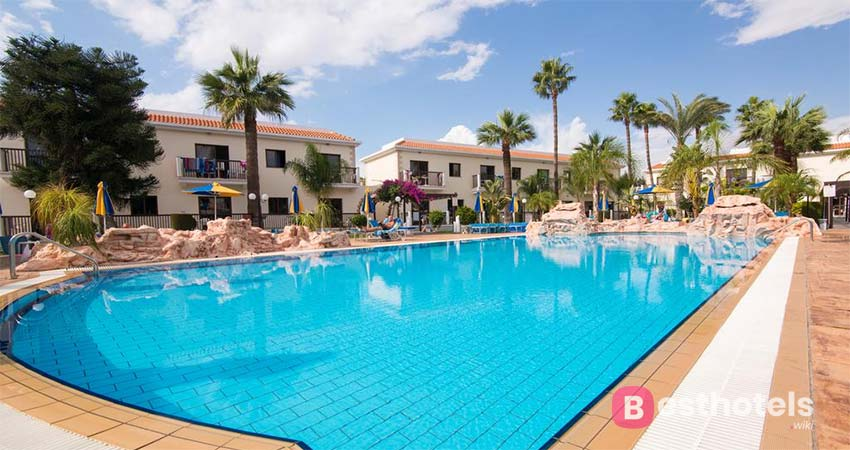 Modern Ayia Napa Resort - Loutsiana Deluxe Apts