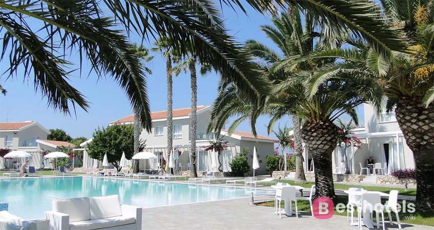Наилучший курортный комплекс Айя-Напы - Mon Repos