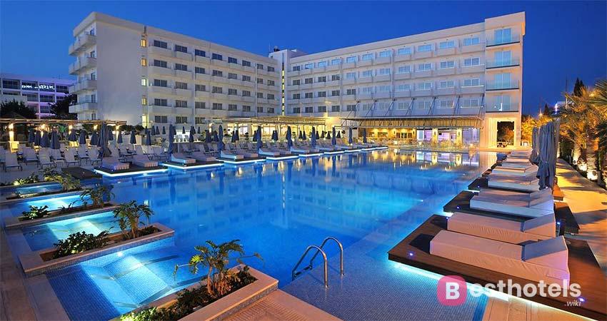Спокойное место для отдыха Айя-Напы - Nestor Hotel