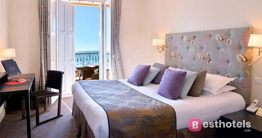 Элегантное место для отдыха в Ницце - La Pérouse