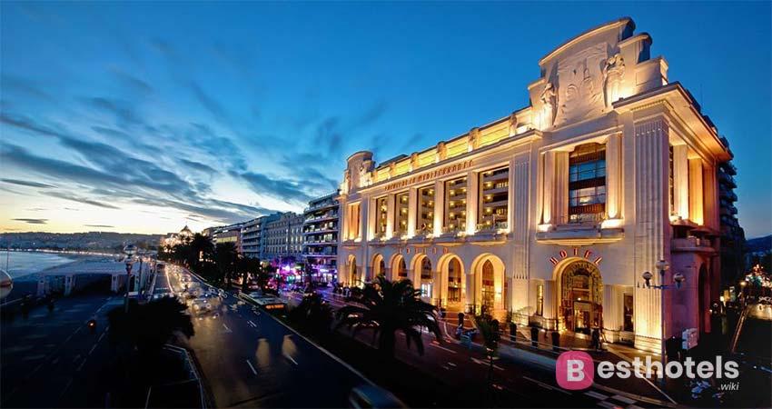 Фешенебельный курортный комплекс - Hyatt Regency