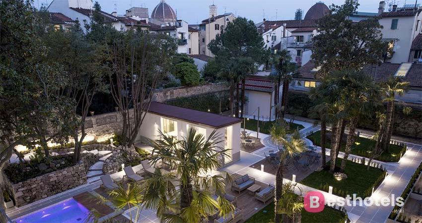 Неповторимое место для отдыха во Флоренции - Palazzo Castri
