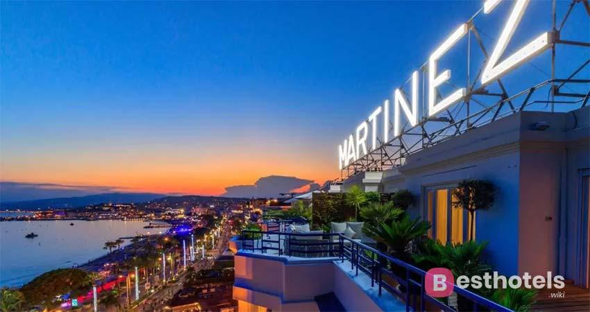 Элитный комплекс для отдыха в Каннах - Grand Hyatt Cannes Hotel Martinez