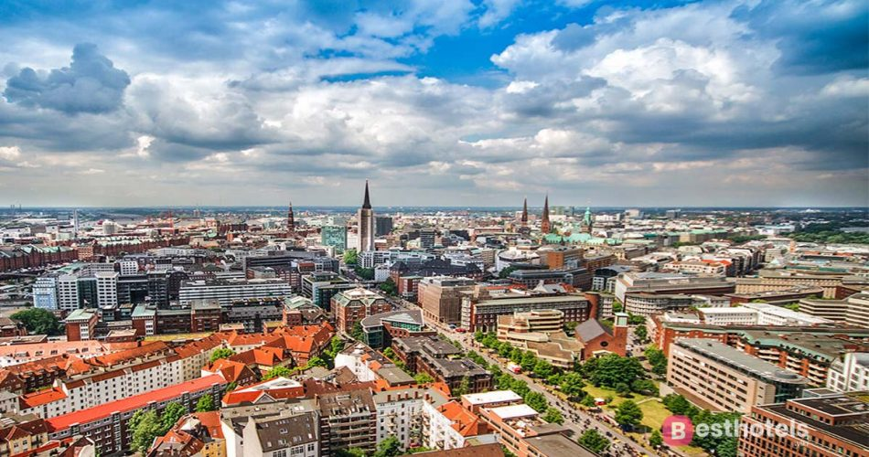 Наилучшие гостиницы Гамбурга