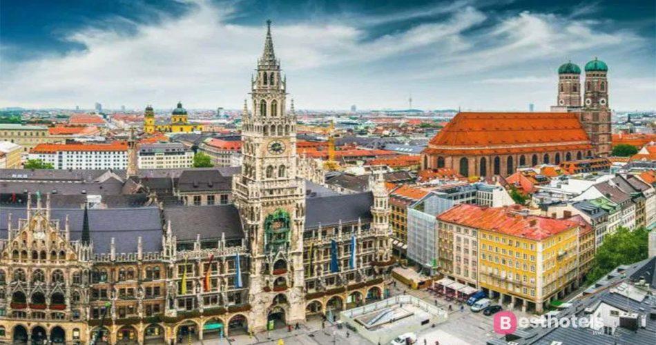 Наилучшие отели Мюнхена